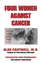 Alan cantwell: &;four women against cancer&; die geschichte 4 genialer